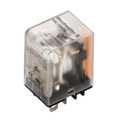 Weidmuller Relay D-Series 2 Pole 24V DC 10 Amp