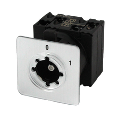 IMO Cam Switch 3 Pole 2 Position 20 Amp On / Off