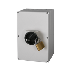 IMO Enclosed DC Isolator (IP66NW) 4P 55A 1500VDC