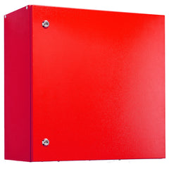 Electrical Enclosure 600 H x 600 W x 300 D IP66 Fire Service Red