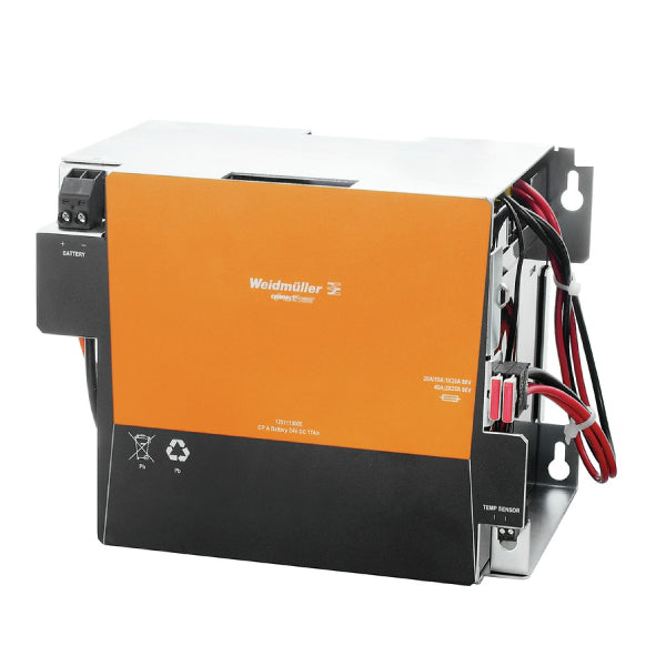 Weidmuller UPS Battery ConnectPower 24V DC 17AH