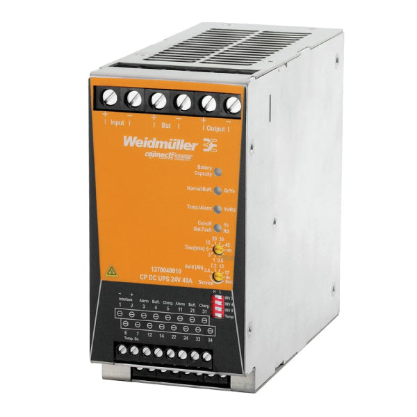Weidmuller UPS Control ConnectPower 24V DC 40 Amp