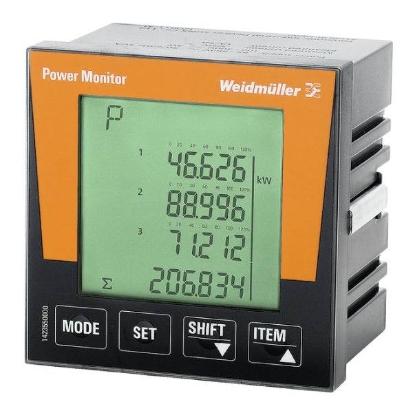 Weidmuller Power Monitor