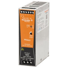 PROeco 120W 24V 5A Switch-Mode Power Supply Unit - Weidmuller