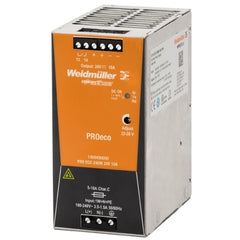 Weidmuller Power Supply PROeco 24V 240W 10 Amp
