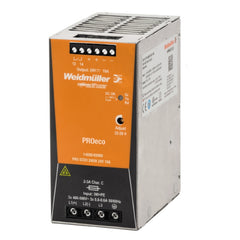 Weidmuller Power Supply PROeco 3 Phase 24V 240W 10 Amp