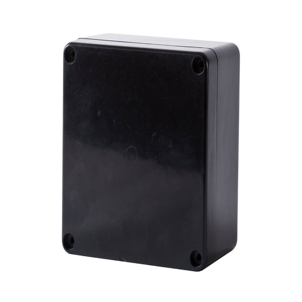 GRP Terminal Box 160 x 260 x 95 Black IP68