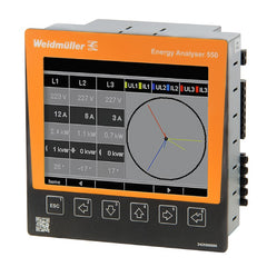 Weidmuller Energy Analyser 550