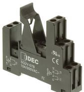 IDEC Relay Socket - 8 Pin to suit RJ2V