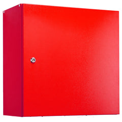 Electrical Enclosure 500 H x 500 W x 200 D IP66 Fire Service Red