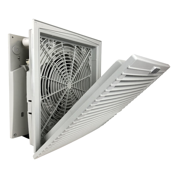 Filter Fan for Electrical Enclosure 550m3/h 325 x 325 x 140