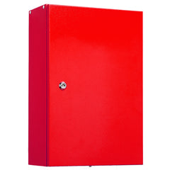 Electrical Enclosure 400 H x 300 W x 150 D IP66 Fire Service Red