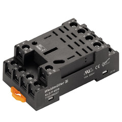 Base SLD F 4CO DRL Relay Socket 4 Pole