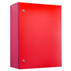 Electrical Enclosure 1200 H x 800 W x 400 D IP66 Fire Service Red