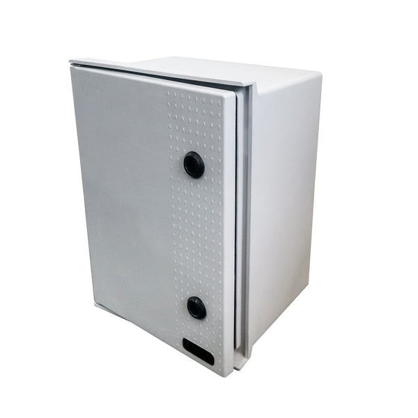 GRP Electrical Enclosure 400H x 300W x 200D IP66