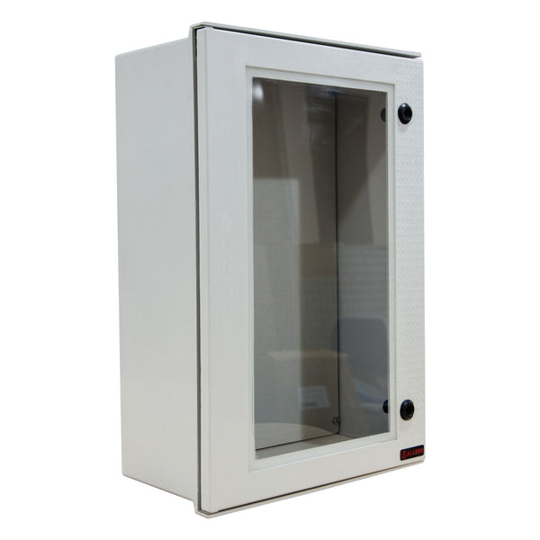 GRP Electrical Enclosure 500H x 350W x 200D IP66