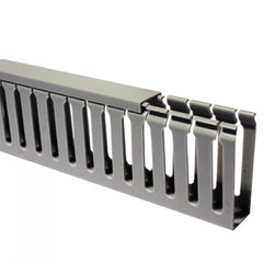 Carroll Slotted Duct 25 W x 75 H x Qty 12 Lengths
