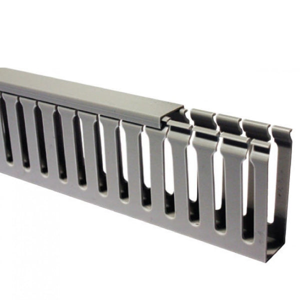 Carroll Slotted Duct 25 W x 50 H x Qty 12 Lengths