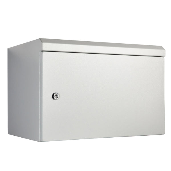 "9RU 19"" Data Rack Wall Mounted 600W x 400D IP66"