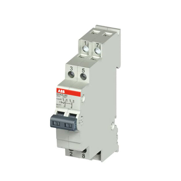 ABB Changeover Switch 2 Pole 3 Position 25 Amp