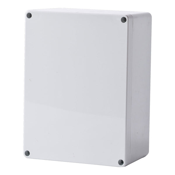 Polycarbonate Terminal Box 200 x 150 x 90 with Grey Lid IP66
