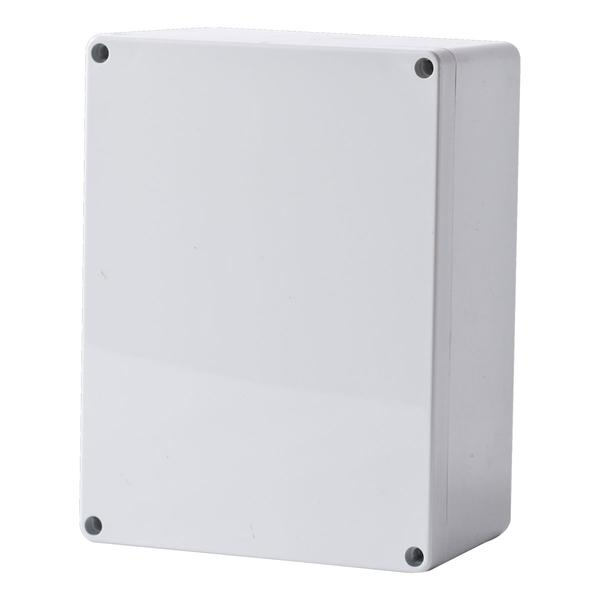 Polycarbonate Terminal Box 200 x 120 x 90 with Grey Lid IP66