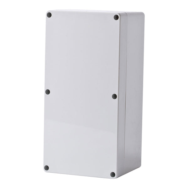 Polycarbonate Terminal Box 240 x 120 x 100 with Grey Lid IP66