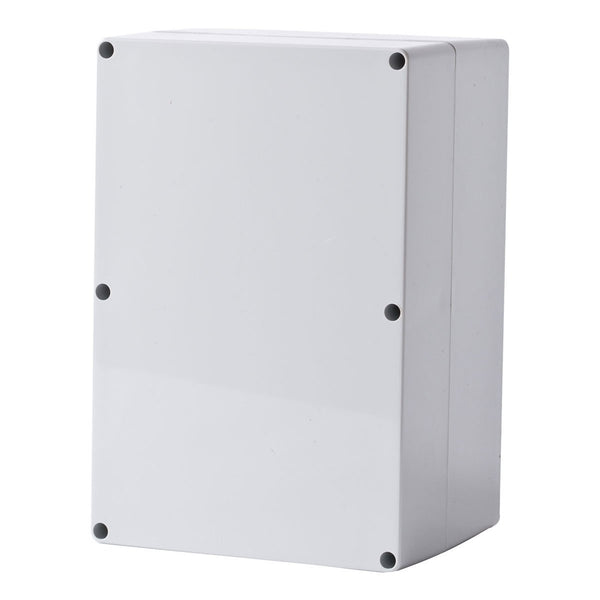 Polycarbonate Terminal Box 360 x 200 x 150 with Grey Lid IP66