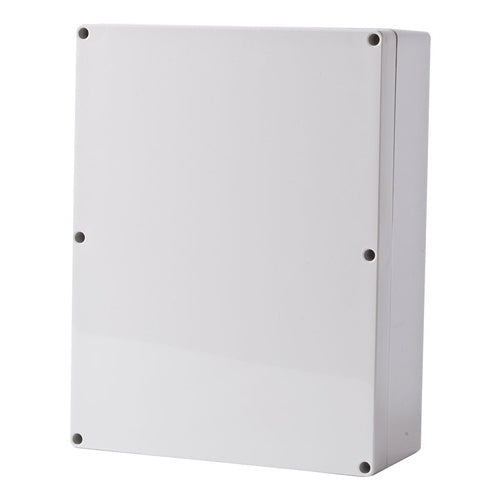 Polycarbonate Enclosure Grey Lid  IP66 300H x 230W x 100D