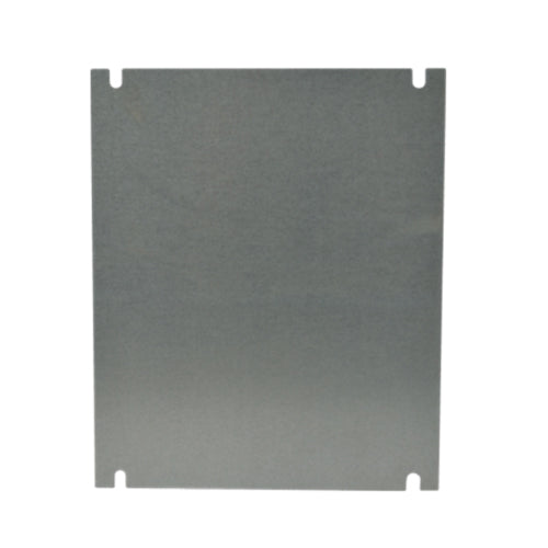 Device Plate for Terminal Box 80 x 80