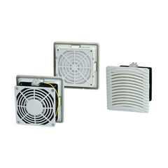 Filter and Fan 150 x 150 24VDC 67m3-HR
