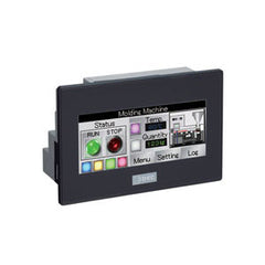 Idec SmartAXIS Touch PLC+HMI Colour 12 I/O with Black Bezel