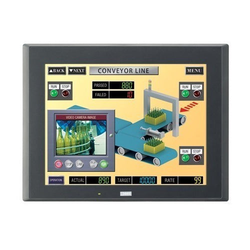 "Idec HMI Operator Interface HG4G 12.1"" TFT Colour LCD"