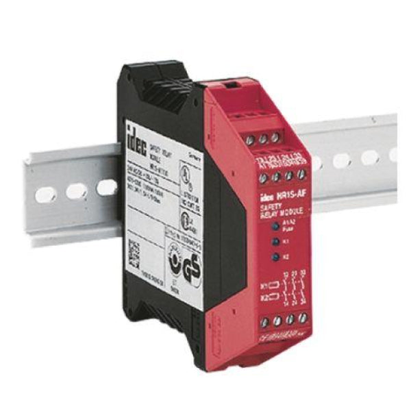 Idec Safety Relay Module 24v Tro Pacific