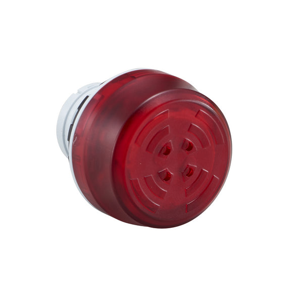 Idec 22mm Illuminated Buzzer 12-24V DC Red