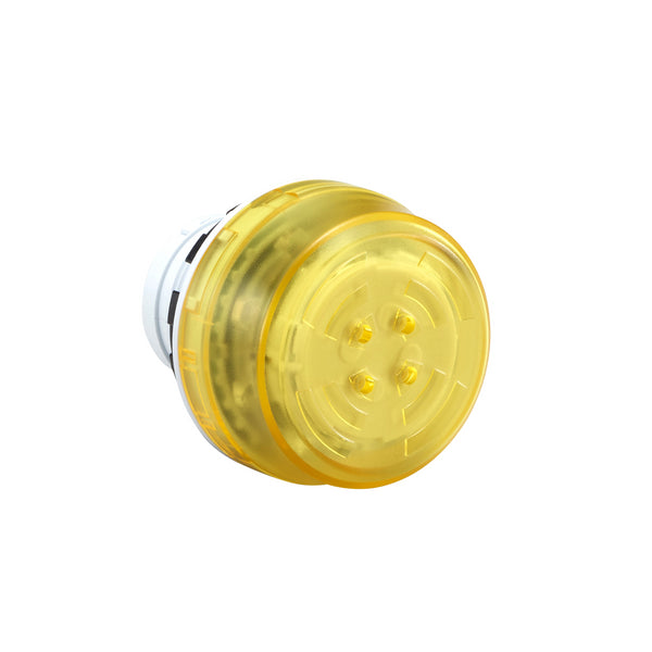 22mm Illuminated Buzzer 12 -24 V DC Yellow - Idec