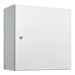 Aluminium Electrical Enclosure 400H x 400W x 300D IP66