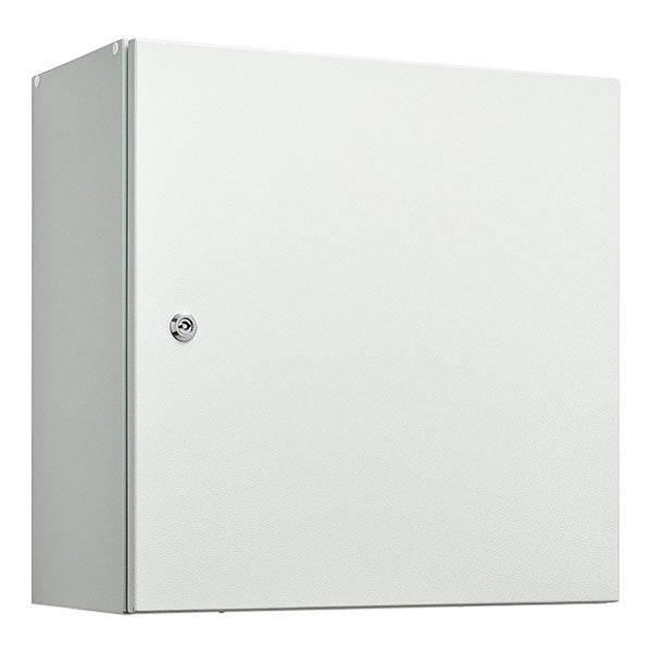 Steel Enclosure 500H x 500W x 250D IP66
