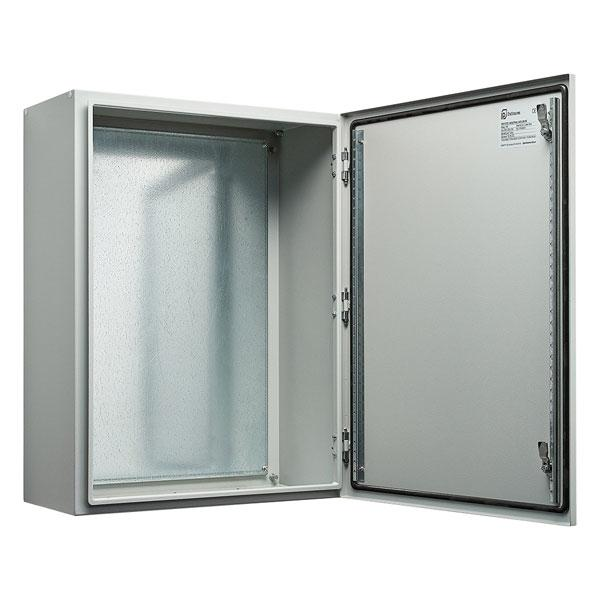 Steel Enclosure 600H x 400W x 200D IP66