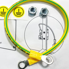 Earthing Kit for Electrical Enclosure