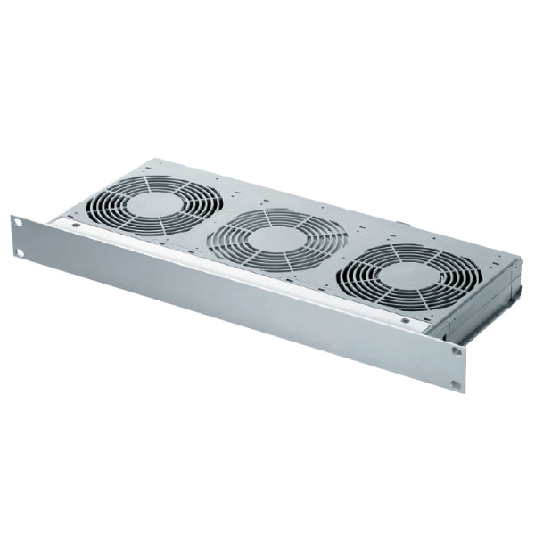 "2 Fan Tray for 19"" Data Rack"
