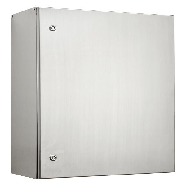 Stainless Steel Electrical Enclosure 800 H x 800 W x 300 D IP66