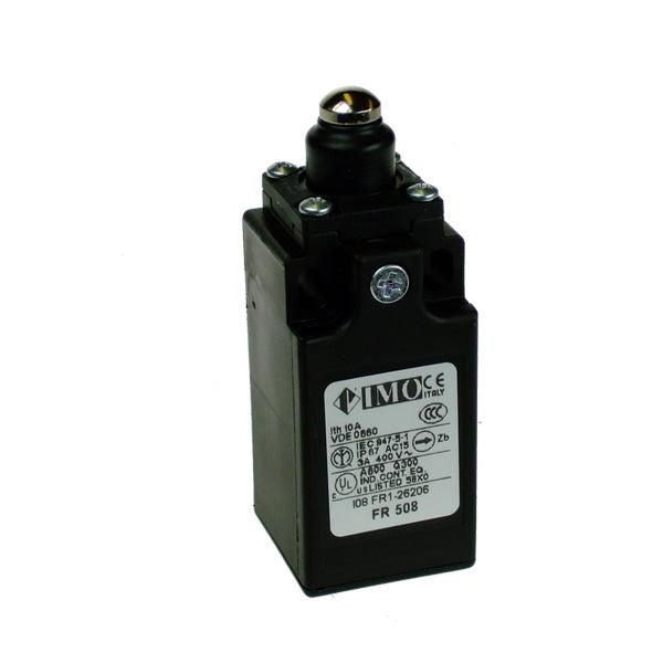 Limit Switch Compact Sealed Piston Plunger