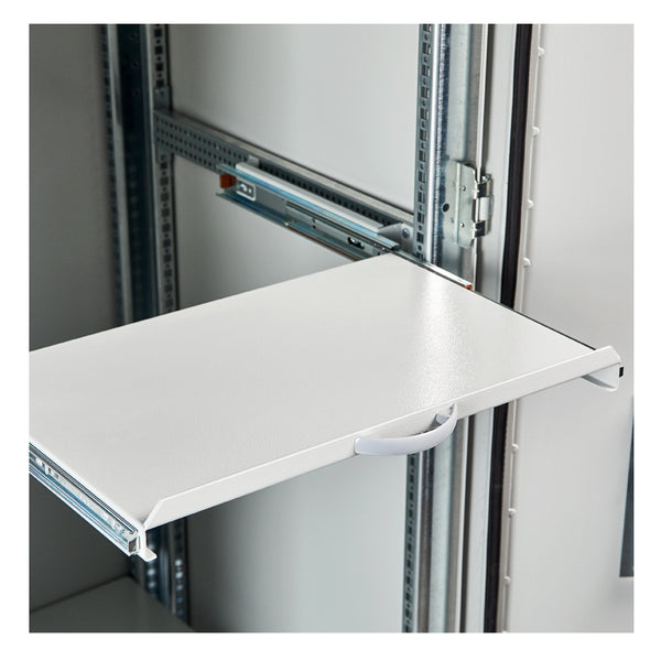 Laptop Drawer to suit 800mm Wide Freestanding Electical Cabinet