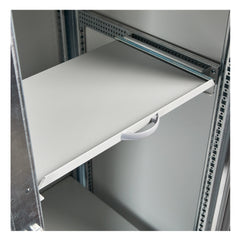 Laptop Drawer to suit 600mm Wide Freestanding Electical Cabinet