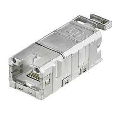 RJ45 insert socket, Connector for base, TIA-568A - IE-BI-RJ45-FJ-A