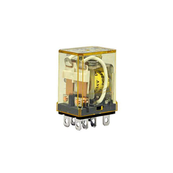 Idec Relay Plug-in 24V DC 10 Amp
