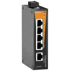 IE-SW-BL05-5TX Network switch, unmanaged, Fast Ethernet 5x RJ45 - Weidmuller