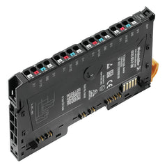 Weidmuller Remote I/O Module, Digital signals, Input, 8-channel