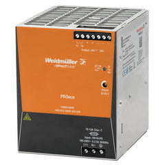 Weidmuller Power Supply PROeco 48V 480W 10 Amp